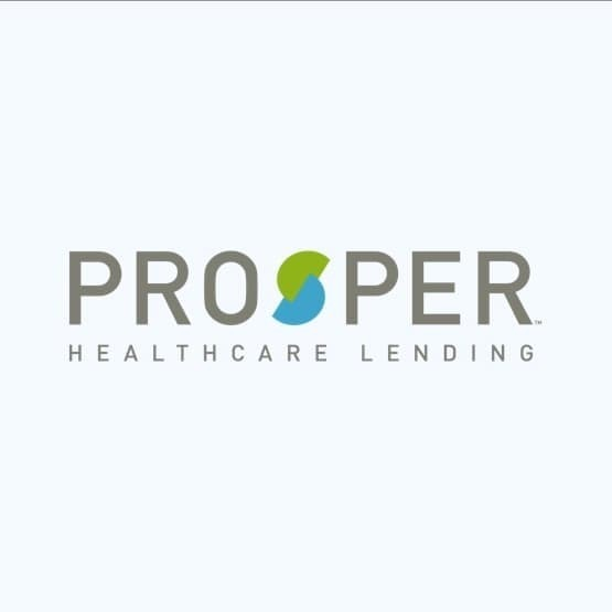 We're partners with Prosper Healthcare Lending.